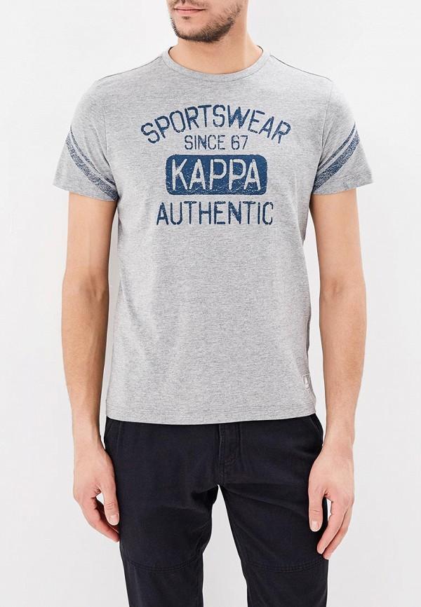Футболка Kappa Kappa KA039EMAYBO4 kappa футболка мужская kappa