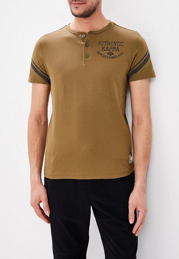 Футболка Kappa Kappa KA039EMAYBO6 kappa футболка мужская kappa