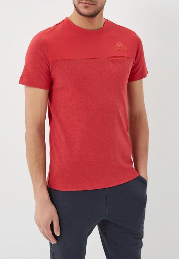 Футболка Kappa Kappa KA039EMAYBO9 kappa футболка мужская kappa