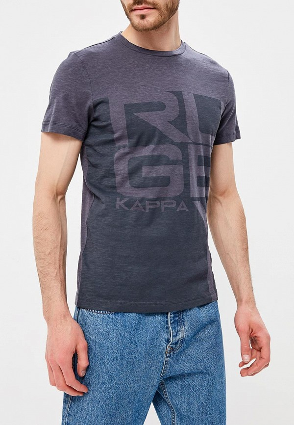Футболка Kappa Kappa KA039EMAYBP5 kappa футболка мужская kappa