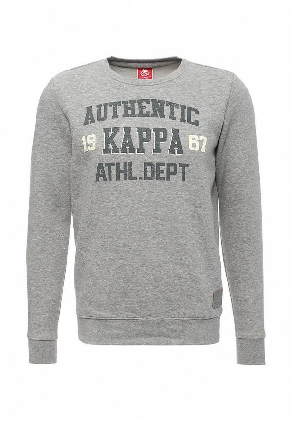 Свитшот Kappa Kappa KA039EMWJD67 свитшот kappa kappa ka039ewwje39