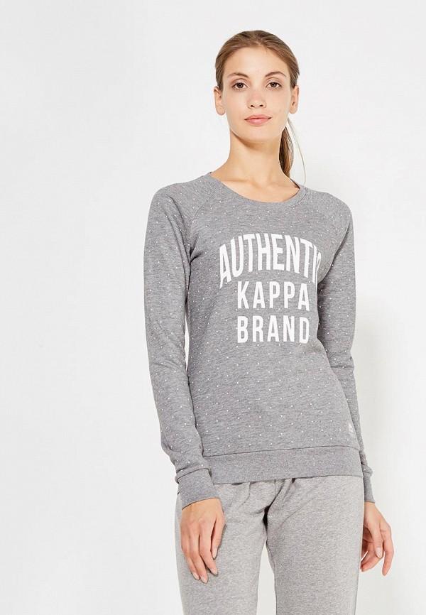 Свитшот Kappa Kappa KA039EWWJE38 свитшот kappa kappa ka039ewwje39