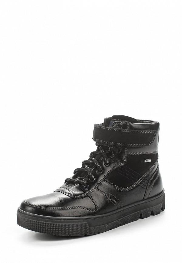 Купить Ботинки Kapika, KA040AGZDW73, черный, Осень-зима 2017/2018