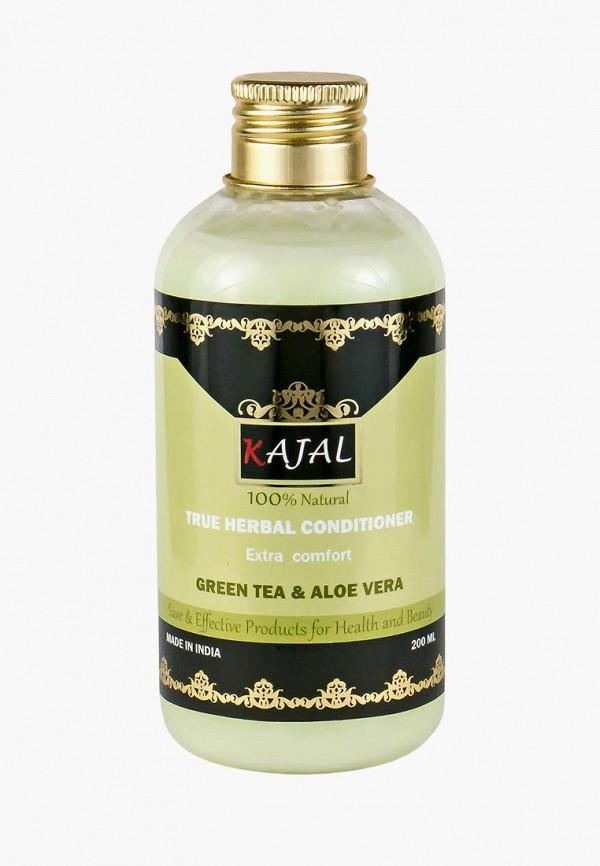 Купить Кондиционер для волос Kajal, Смягчающий травяной Зеленый чай и Алоэ Вера , 200 мл, KA041LWAYPJ8, зеленый, Весна-лето 2018