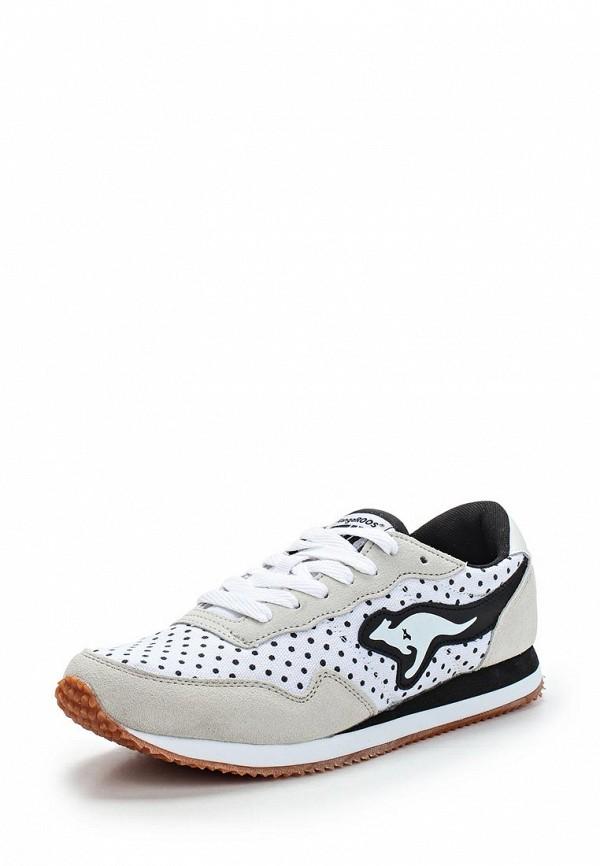 Женские кроссовки KangaRoos 43020
