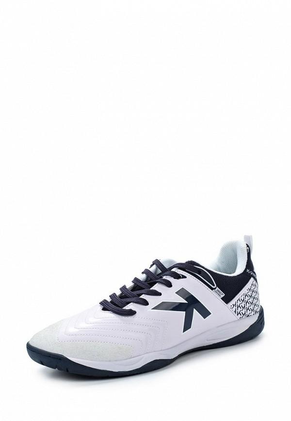 Бутсы зальные Kelme Kelme KE010AMZPU61 обувь для зала kelme обувь для зала kelme precision 55211 402