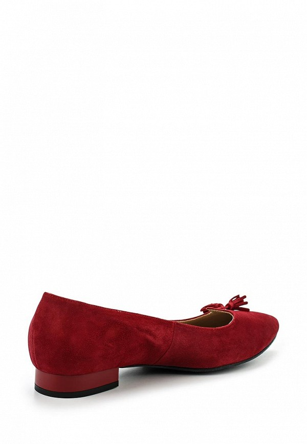 Туфли на плоской подошве Keryful G-1383-Z043-KT-KF