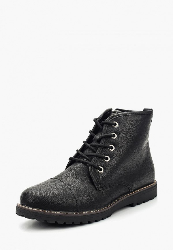 Фото - Ботинки Keddo черного цвета
