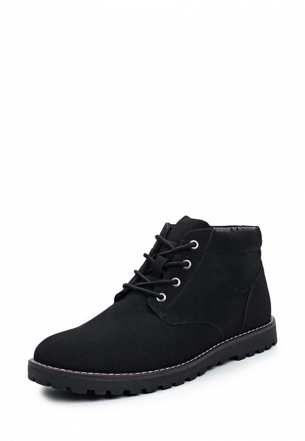 Фото - мужские ботинки и полуботинки Keddo черного цвета