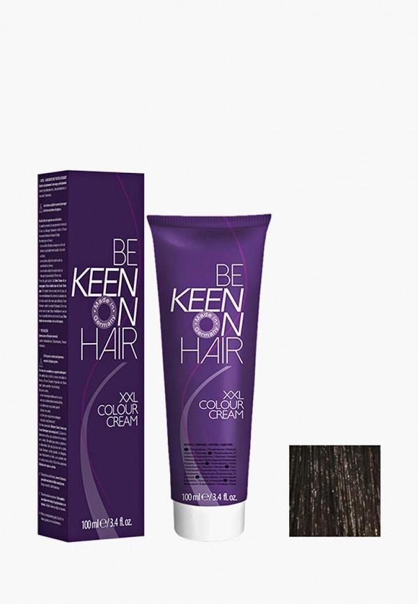 Краска для волос KEEN KEEN KE132LWAYZR5 keen краска для волос 5 3 светло коричневый золотистый hellbraun gold 100 мл