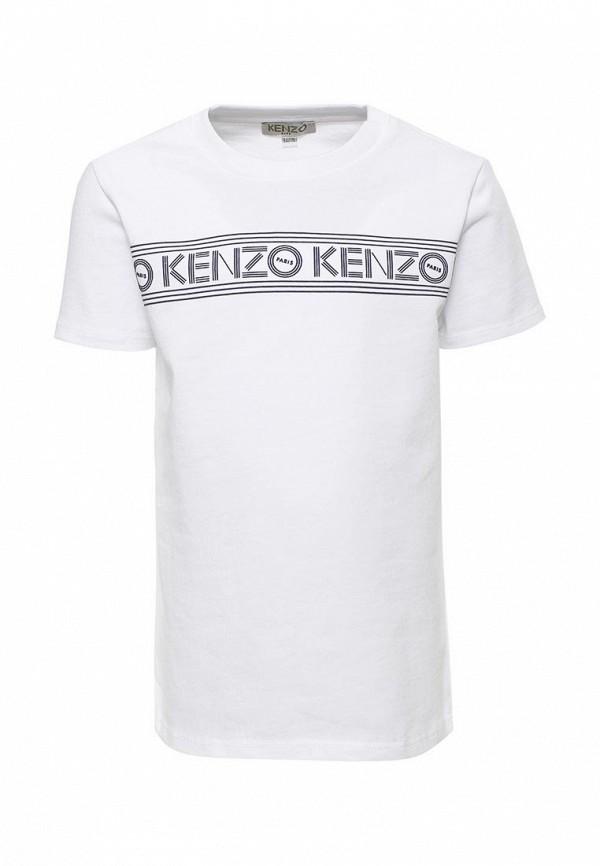 Футболка Kenzo Kenzo KE228EBAJSJ4 футболка kenzo kenzo ke228ebajsm1