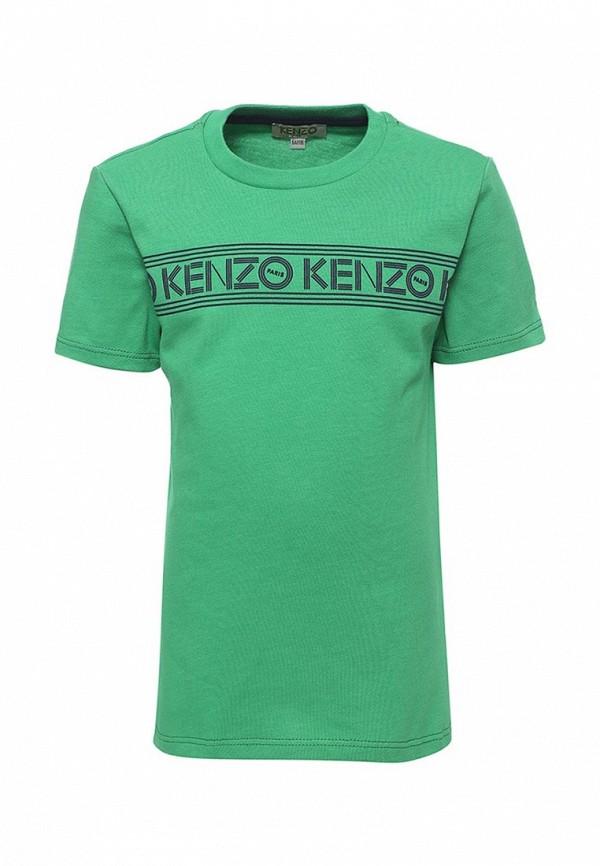 Футболка Kenzo Kenzo KE228EBAJSJ5 kenzo платья с принтом