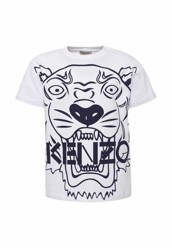 Футболка Kenzo Kenzo KE228EBAJSJ6 футболка kenzo kenzo ke228ebajsm1