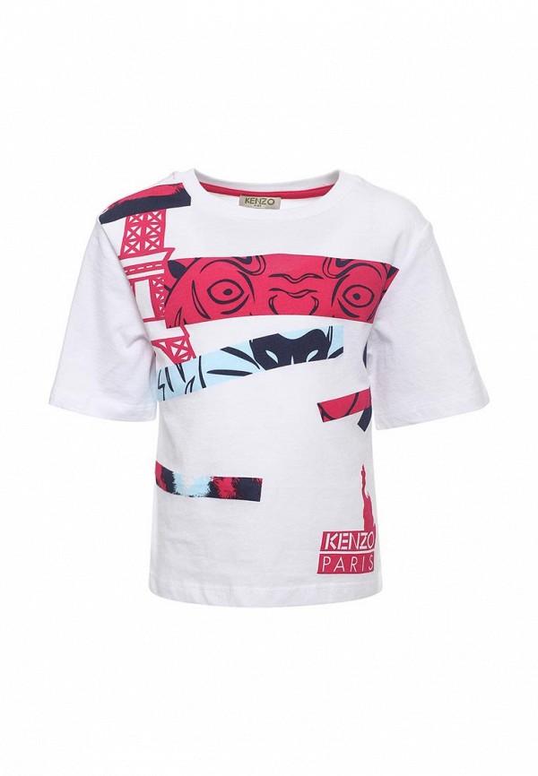 Футболка Kenzo Kenzo KE228EGAJSI2 футболка kenzo kenzo ke228ebajsm1