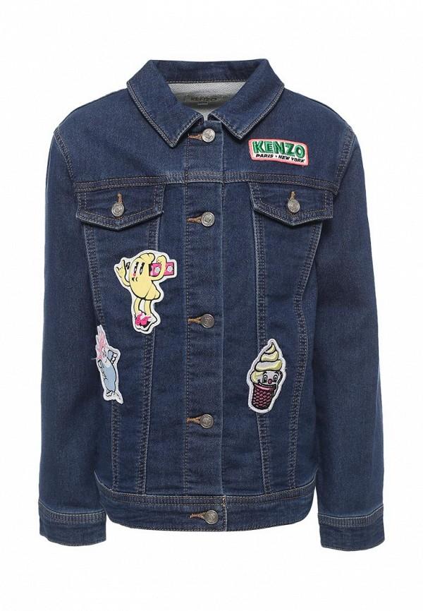 Куртка джинсовая Kenzo Kenzo KE228EGAJSL9 kenzo куртка
