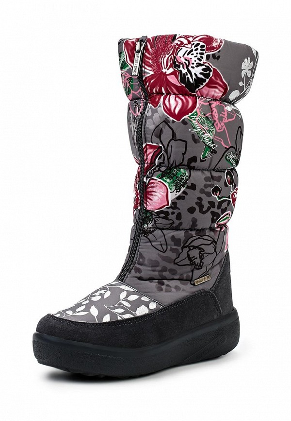 Женские дутики King Boots KB344GR