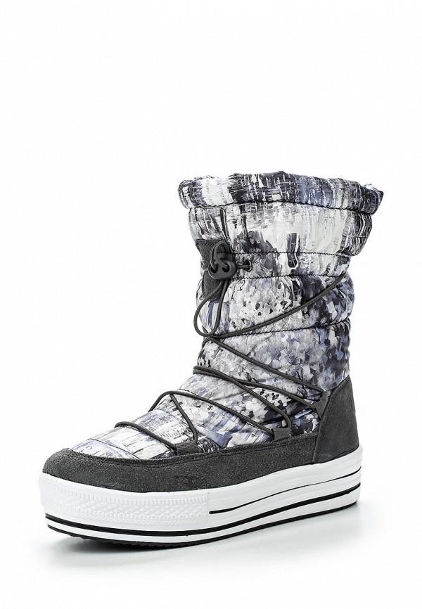 Женские дутики King Boots KB396GR