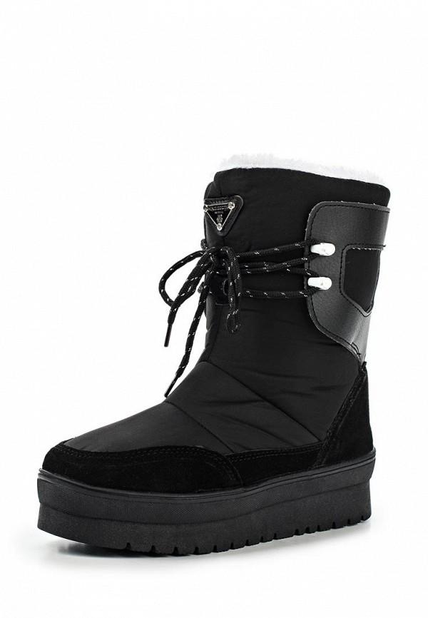 Женские дутики King Boots KB355BB