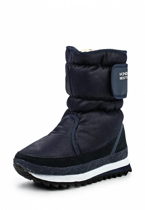Женские дутики King Boots KB378VF
