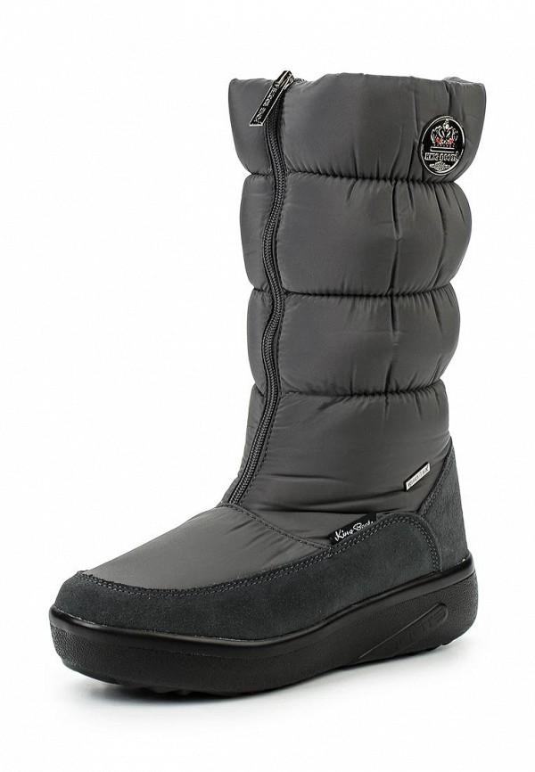 Женские дутики King Boots KB481GR