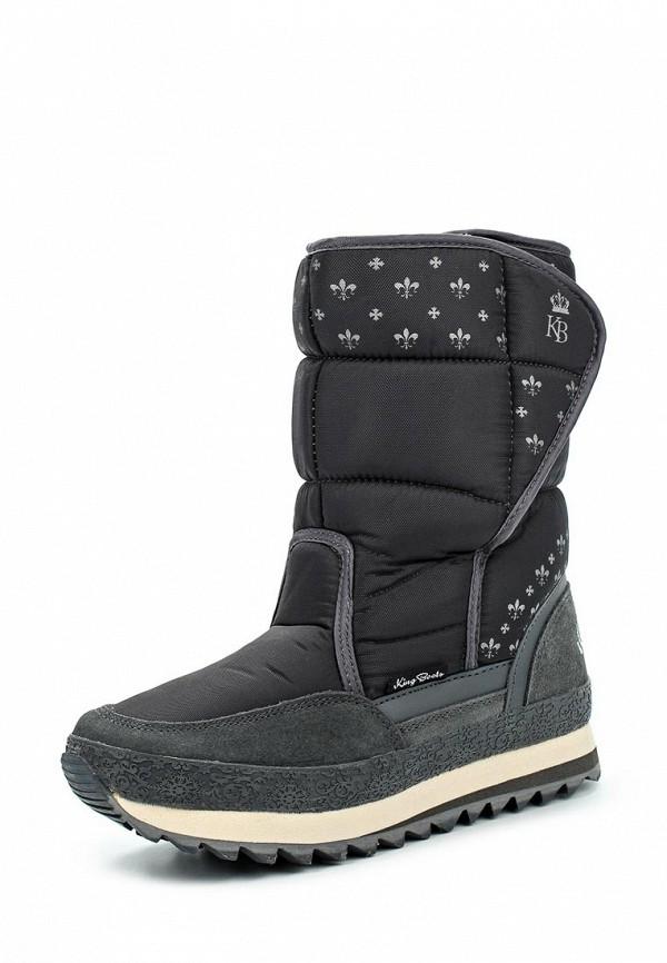 Женские дутики King Boots KB488GR