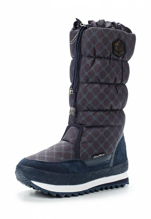 Дутики King Boots King Boots KI008AWXMC57 дутики king boots king boots ki008awxmc58