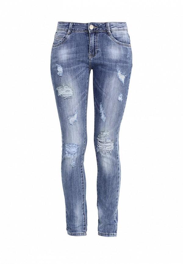 Зауженные джинсы Kiss Pink R18-BH6530