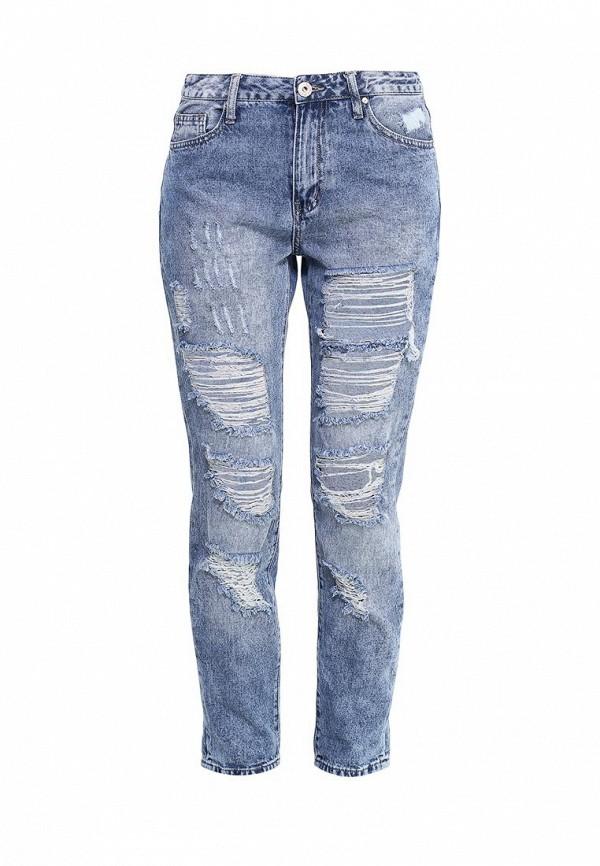 Прямые джинсы Kiss Pink R18-B033