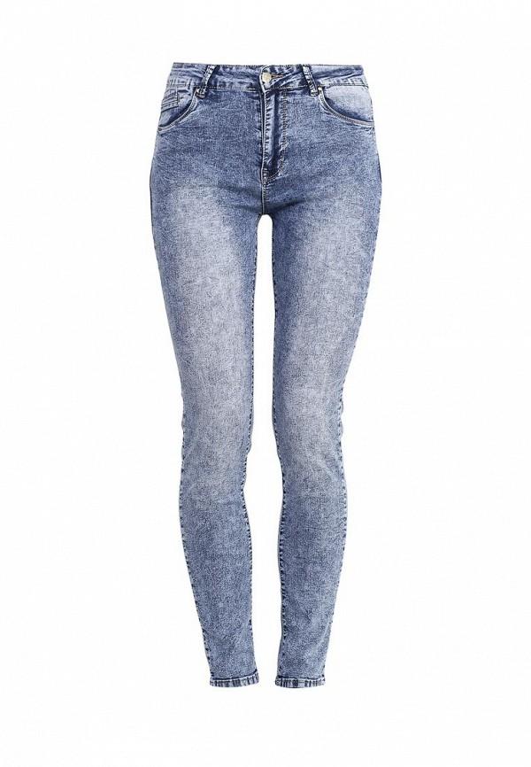 Зауженные джинсы Kiss Pink R18-BH6575