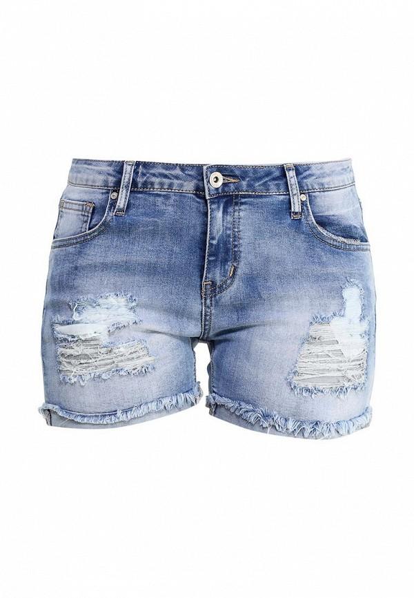 Женские джинсовые шорты Kiss Pink R18-B038