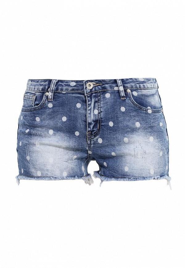 Женские джинсовые шорты Kiss Pink R18-B046