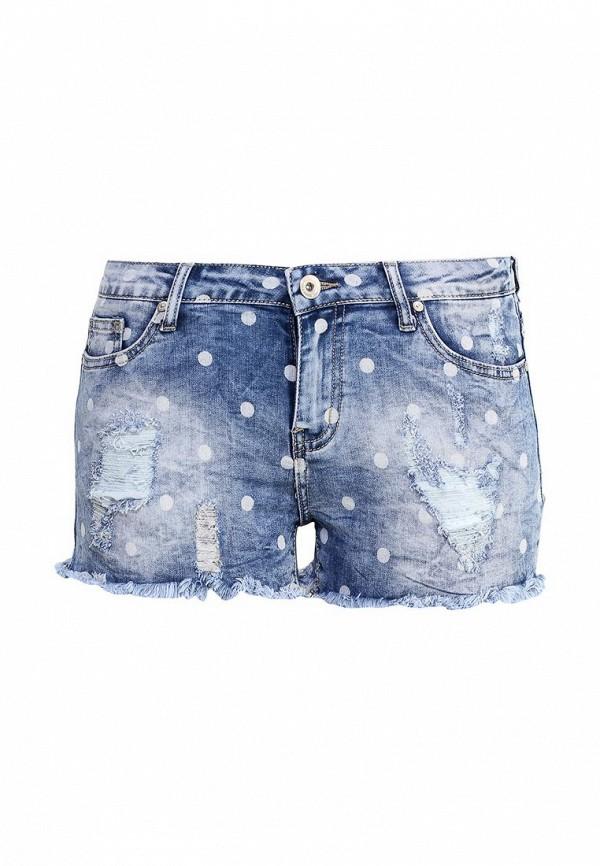 Женские джинсовые шорты Kiss Pink R18-B047