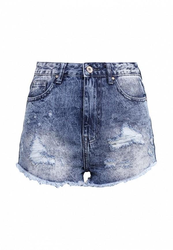 Женские джинсовые шорты Kiss Pink R18-B087