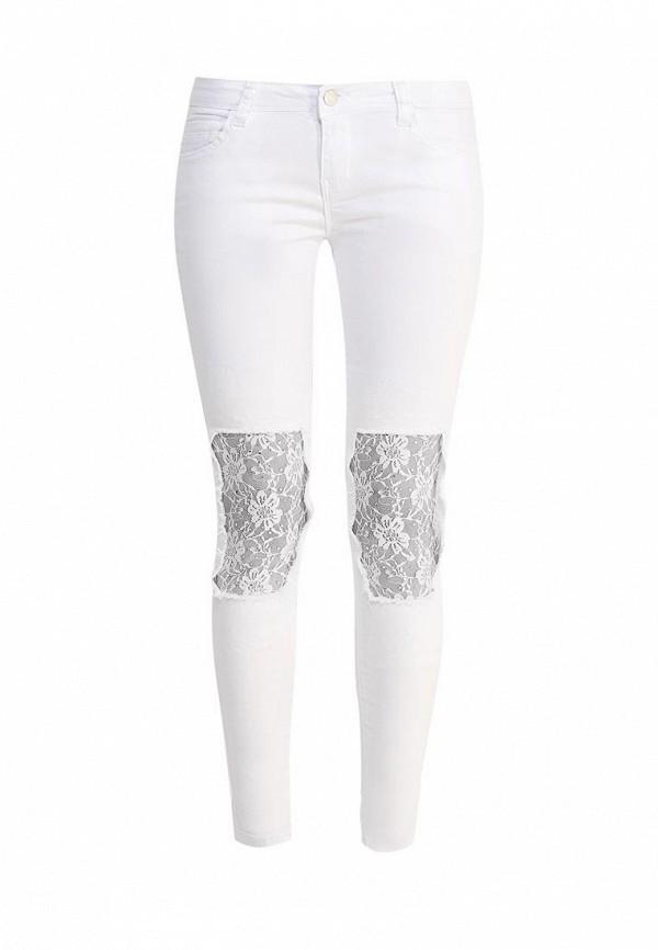 Зауженные джинсы Kiss Pink R18-LG711