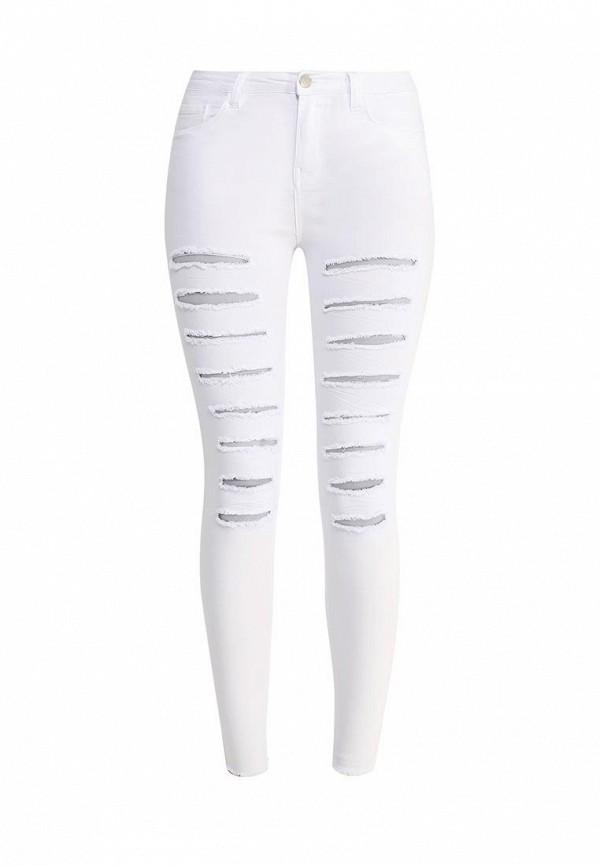 Зауженные джинсы Kiss Pink R18-LG776