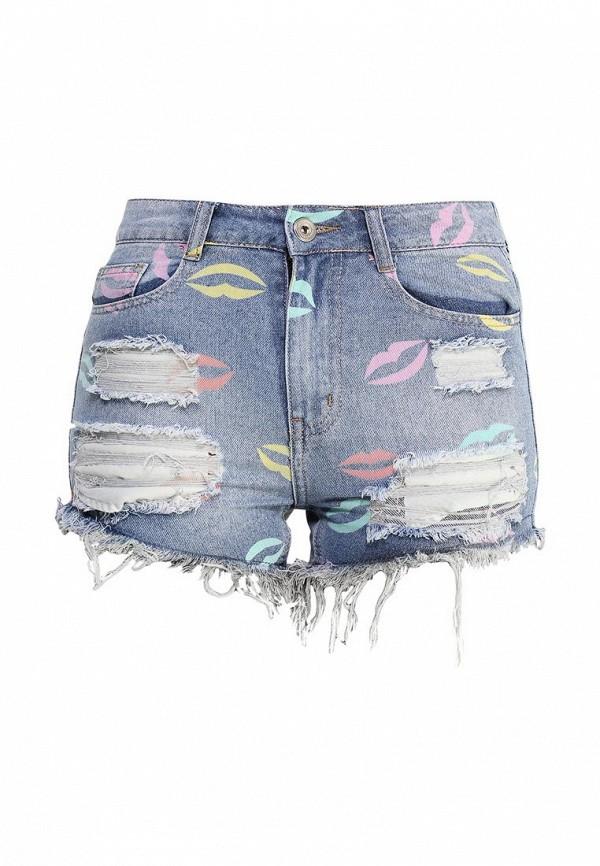Женские джинсовые шорты Kiss Pink R18-T2108