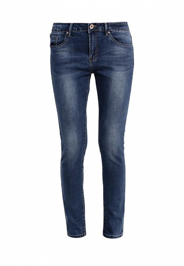 Зауженные джинсы Kiss Pink R18-B123