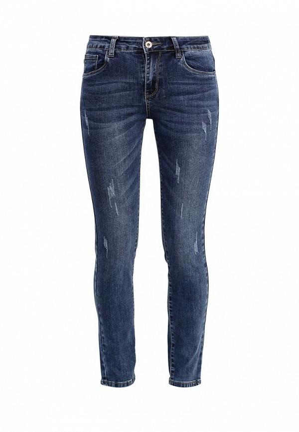 Зауженные джинсы Kiss Pink R18-LG818