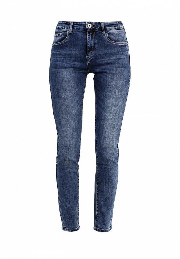 Зауженные джинсы Kiss Pink R18-LG819