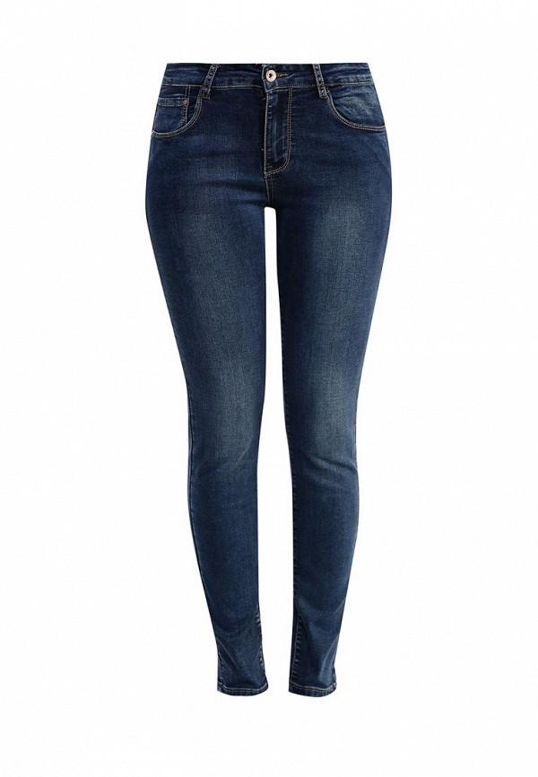 Зауженные джинсы Kiss Pink R18-LG821