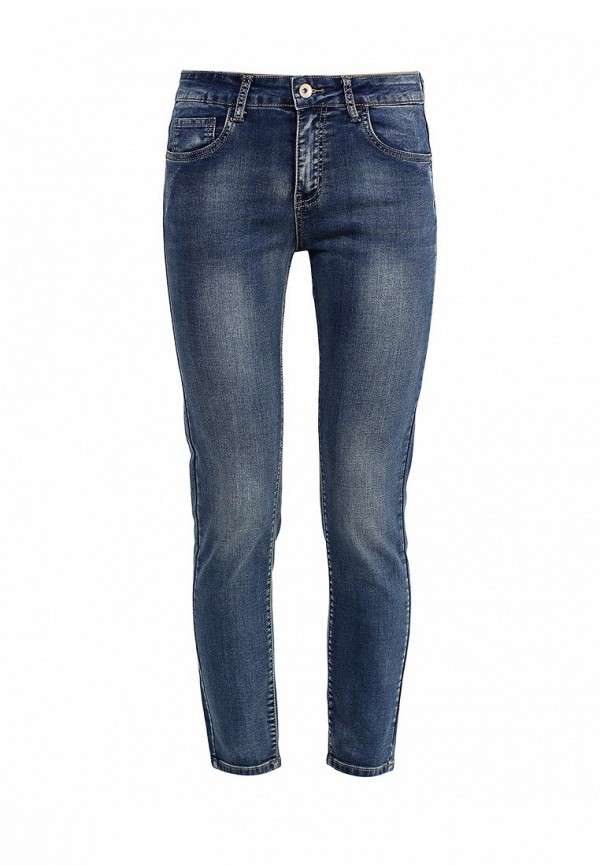 Зауженные джинсы Kiss Pink R18-LG823