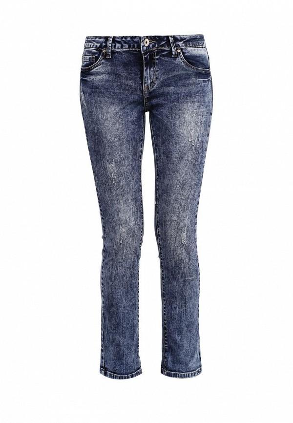 Прямые джинсы Kiss Pink R18-B127