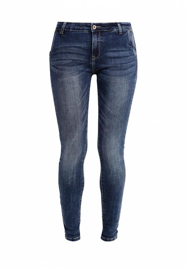 Зауженные джинсы Kiss Pink R18-BH6649
