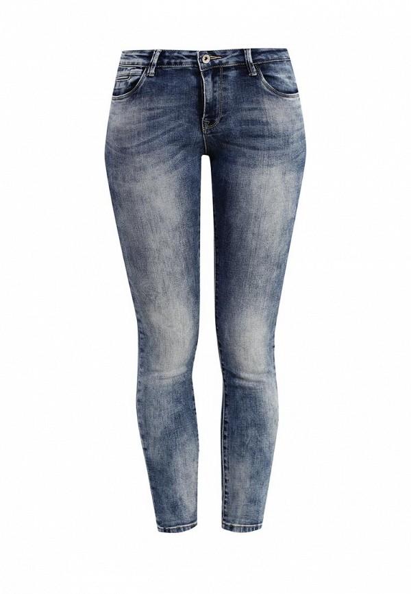 Зауженные джинсы Kiss Pink R18-BH6653