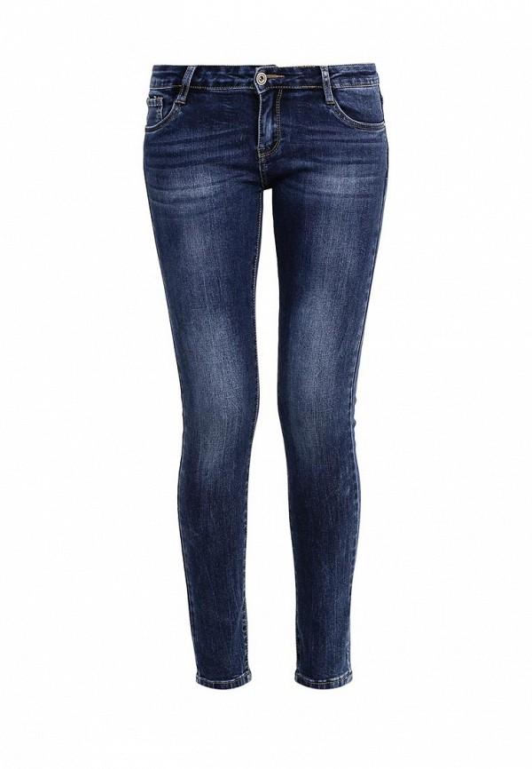 Зауженные джинсы Kiss Pink R18-BH6684