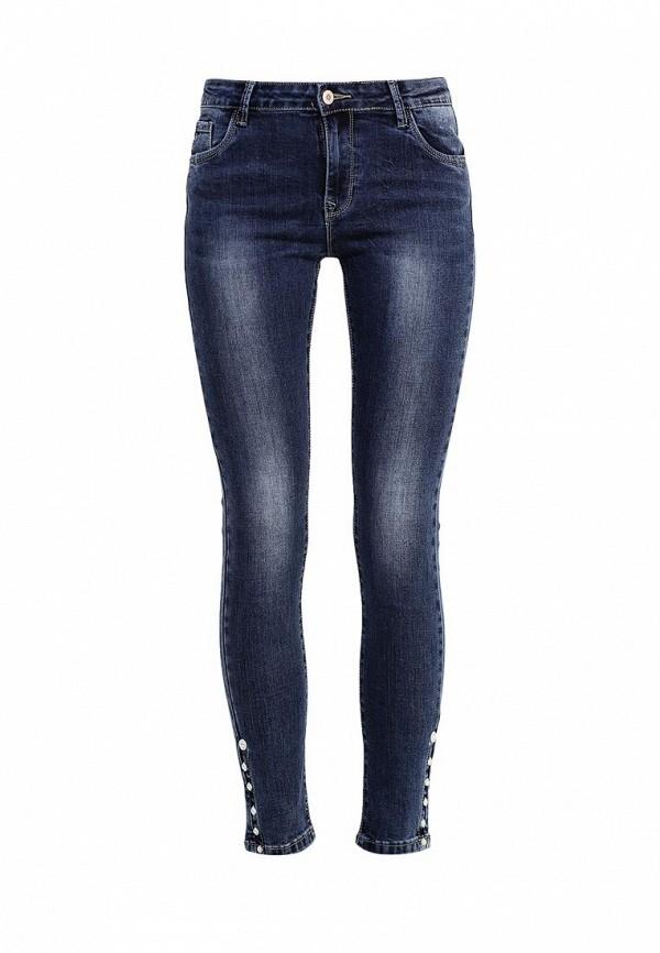 Зауженные джинсы Kiss Pink R18-BH6687