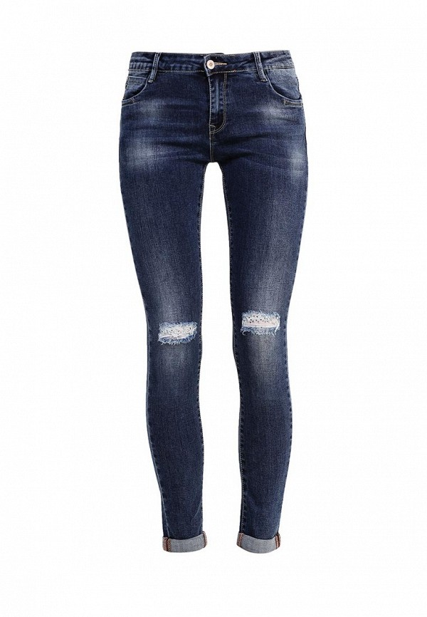 Зауженные джинсы Kiss Pink R18-BH6690