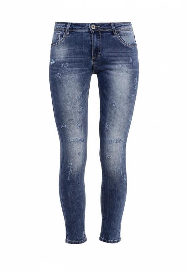Зауженные джинсы Kiss Pink R18-BH6692