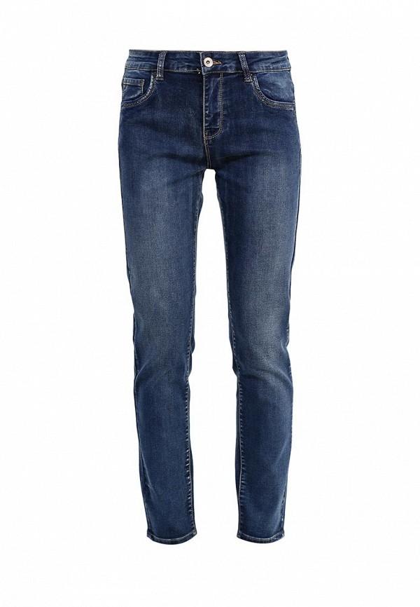 Зауженные джинсы Kiss Pink R18-LG822