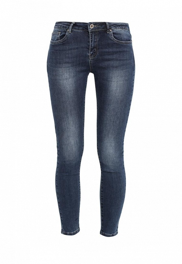 Зауженные джинсы Kiss Pink R18-B133